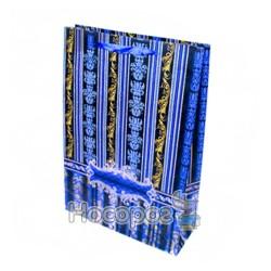 Пакет подарочный Unison YS-A-0066-0069 глиттер