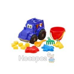 """Сортер-трактор """"Colorplast"""" Кузнечик № 3"""