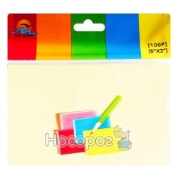 Бумага для заметок с липким слоем (3103)