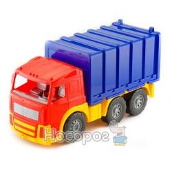 "Машина Colorplast ""Акрос"" фургон 0558"