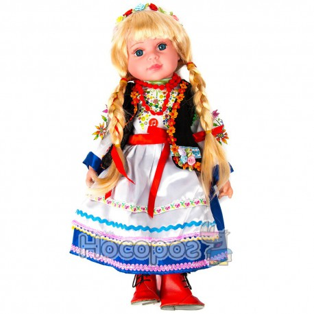 """Кукла """"Украинская красавица"""" (М 1191)"""