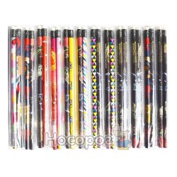 Олівець простий з гумкою НВ №3011-24