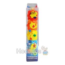 Краска пальчиковая Гамма 5 цветов №5005