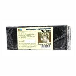 Пластилин ''Скульптурный'', черный, 800г.