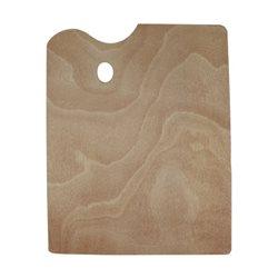 Палитра деревянная, прямоугольная, 40х50см., (толщина 5мм.), D.K.ART & CRAFT