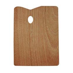 Палітра дерев'яна, прямокутна, 30х40см., (Товщина 5мм.), D.K.ART & CRAFT