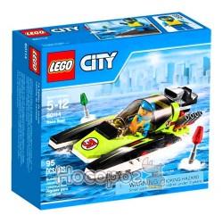"""Конструктор LEGO City 60114 """"Гоночный катер"""""""