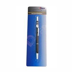 Нож макетный ручка, черный, C-616, DAFA