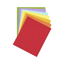 Папір для дизайну Elle Erre А4 (21 * 29,7см), №08 arancio, 220г / м2, помаранчева, дві текстури, Fabriano