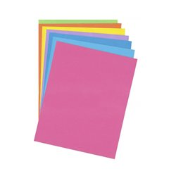 Бумага для дизайна Colore A4 (21*29,7см), №36 rosa, 200г/м2, розовая, мелкое зерно, Fabriano