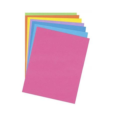 Фото Папір для дизайну Colore A4 (21 * 29,7см), №44 violetta, 200г / м2, фіолетова, дрібне зерно, Fabriano