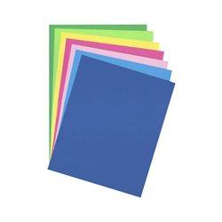 Бумага для дизайна Elle Erre А3 (29,7*42см), №18 celeste, 220г/м2, голубая, две текстуры, Fabriano