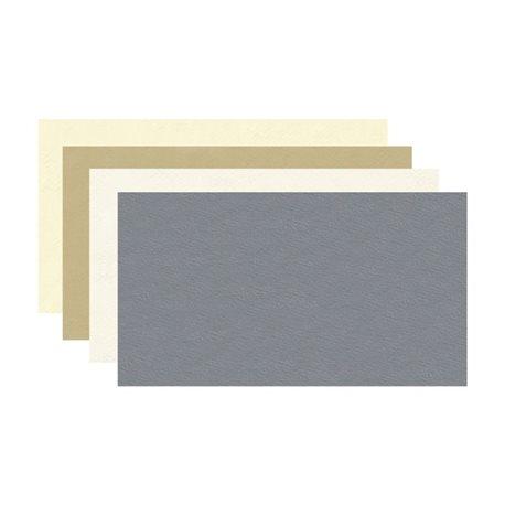 Фото Папір акварельний Rusticus B2 (50 * 70см) Bianco (білий) 200г / м2, білий, середнє зерно, Fabriano