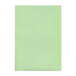 """Бумага с рисунком """"Линейка"""" двусторонняя, Светло-зеленый, 21*31см, 200г/м2, 204774636, Heyda"""