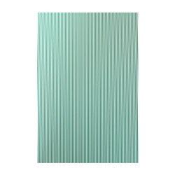"""Бумага с рисунком """"Линейка"""" двусторонняя, Зеленая, 21*31см, 200г/м2, 204774637, Heyda"""