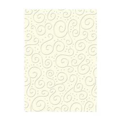 """Бумага с тиснением """"Милан"""", Шампанская, 21*31см, 220г/м2, 204772620, Heyda"""