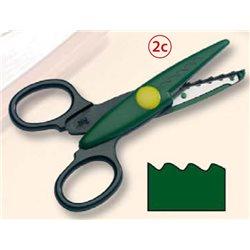 Фигурные ножницы, №2c, 14*6,5см, Folia