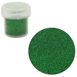 Сухие блестки, Зеленые, JJCD02, 7г, 0,2 мм
