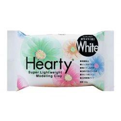Пластика самозатвердевающая, Hearty, Белая, 50 г, Padico