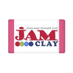 Пластика Jam Clay, Малиновый мусс, 20г
