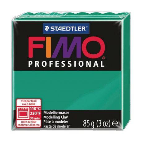 Фото Пластика Professional, Зелена, 85г, Fimo