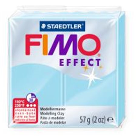 Фото Пластика Effect, Блакитна крижана, 57г, Fimo