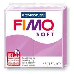 Пластика Soft, Лавандова, 57г, Fimo