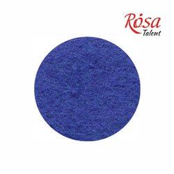 Фетр листовий (поліестер), 21,5х28 см, Ультрамарин, 180г / м2, ROSA TALENT