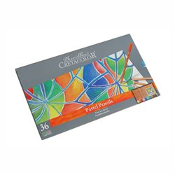 Набор пастельных карандашей, Fine Art Pastel, 36шт., мет. упаковка, Cretacolor