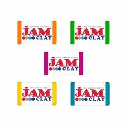 Пластика Jam Clay, Зефір (Білий), 20г