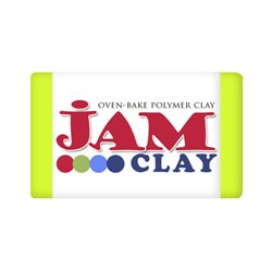 Пластика Jam Clay, Лимонна крапля, 20г