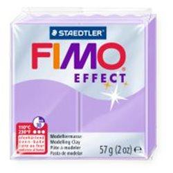 Пластика Effect, Бузкова пастельна, 57г, Fimo