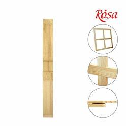 Планка средняя для перемычки №1, 144 см, с вырезом, ROSA