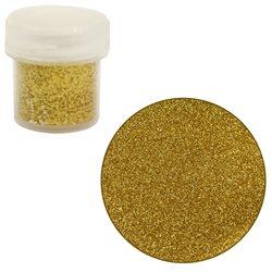 Сухие блестки, Золотые, JJCC02-128, 7г, 0,2 мм
