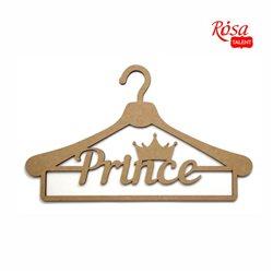 "Заготовока вешалка ""Prince"", МДФ, 35х21,3см, ROSA TALENT"