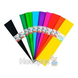 Бумага гофрированная Fantasy MIX 10 цветов