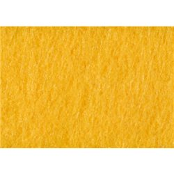 Фетр листовой (100% шерсть) 30 * 45см, Желтый, 450г / м2, 4мм, Knorr Prandell