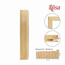 Модуль №1 (18 * 40 мм), 50 см, ROSA