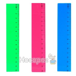 Лінійка кольорова MF2038-15