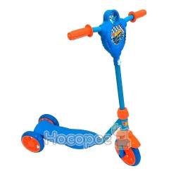 Самокат детский лицензионный Hot Wheels (3-х колесный)