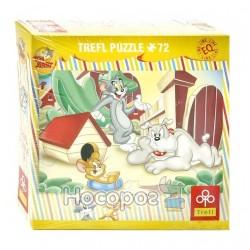"""Пазл """"Trefl"""" Tom & Jerry Отдых после обеда"""