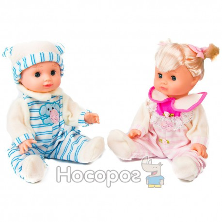 Набор кукол в рюкзаке (В 551247 R)