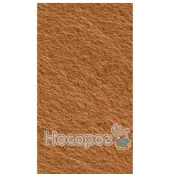Фетр листковий (поліестер), 21,5х28 см, Коричневий світлий, 180г/м2, ROSA Talent