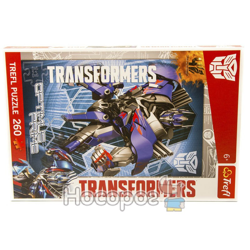 """Фото Пазл """"Оптимус Прайм"""" Transformers Hasbro"""