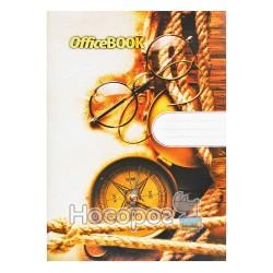 Тетрадь Фолдер А4/96 офсет линия