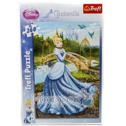 """Пазл """"Заколдованное платье"""" Disney Princess"""