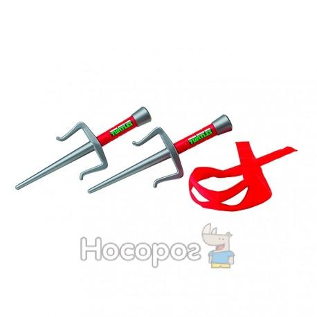 Набор игрушечного оружия серии Черепашки-ниндзя - Боевое снаряжение Рафаель