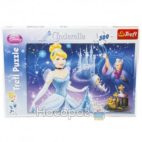"Пазл ""Попелюшка"" Disney Princess"