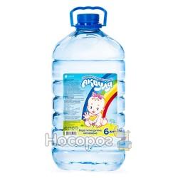Вода питьевая детская негазированная Аквуля 6 л (4820123510134)