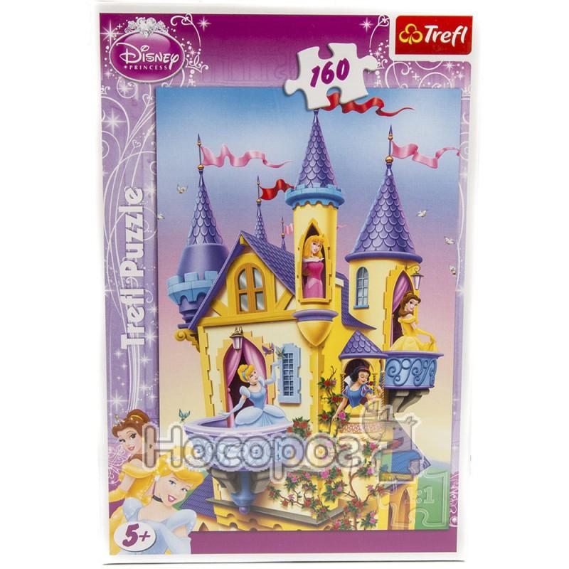 "Фото Пазл ""Замок принцесс"" (Disney)"